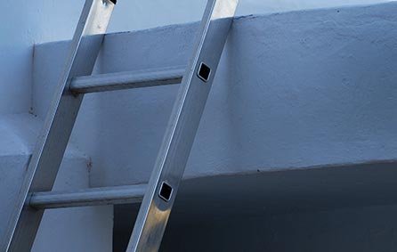 What is a telescopic ladder? What role does it have?