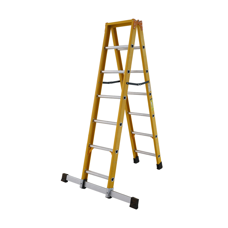 What kind of environment should the Order made Aluminum ladder be stored in?