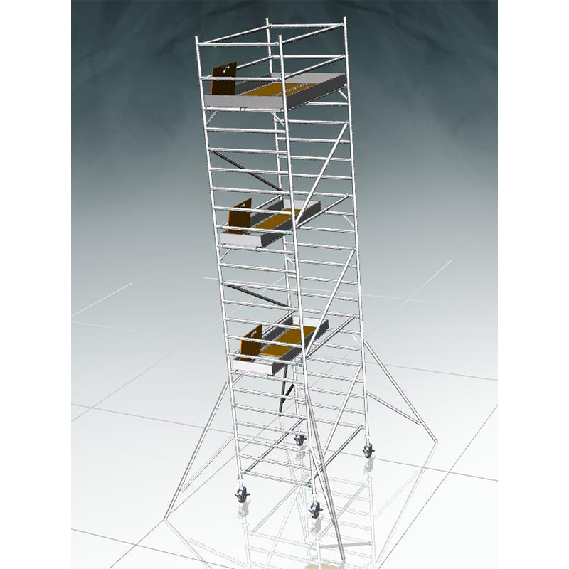 Who can ensure reliable and sturdy ladder?