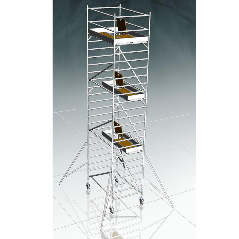 Aluminum Ladder - some of the user selected