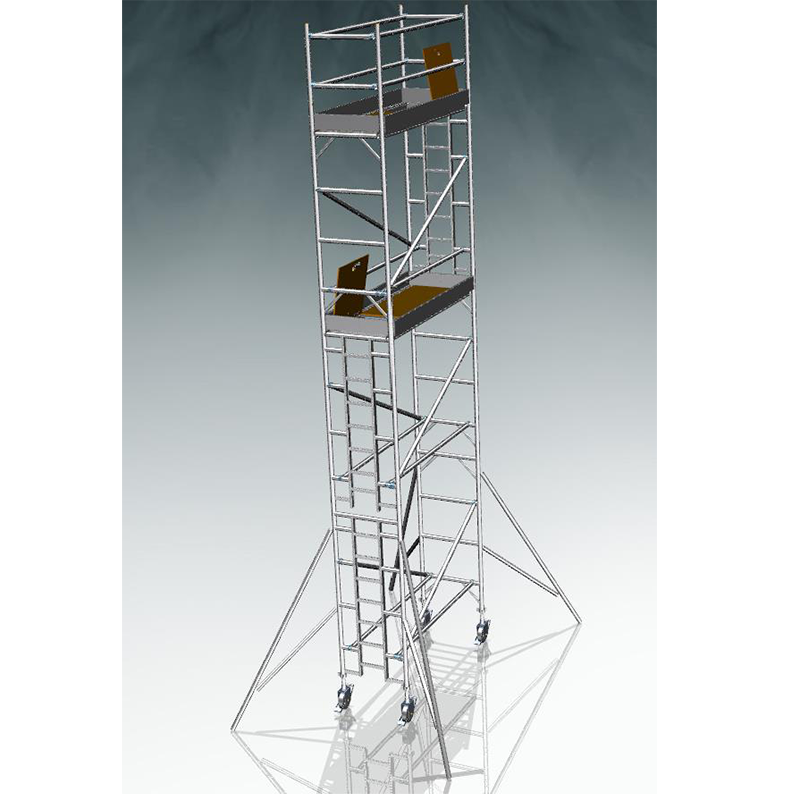 Single Wide Scaffold
