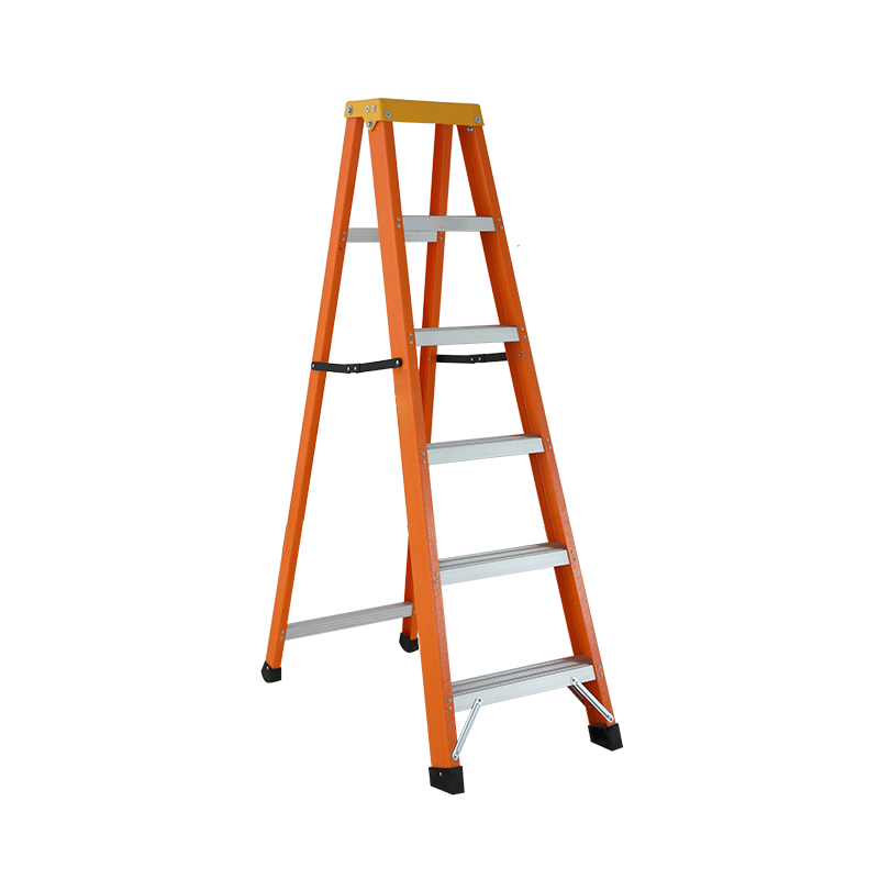 JD single-sided insulated herringbone ladder