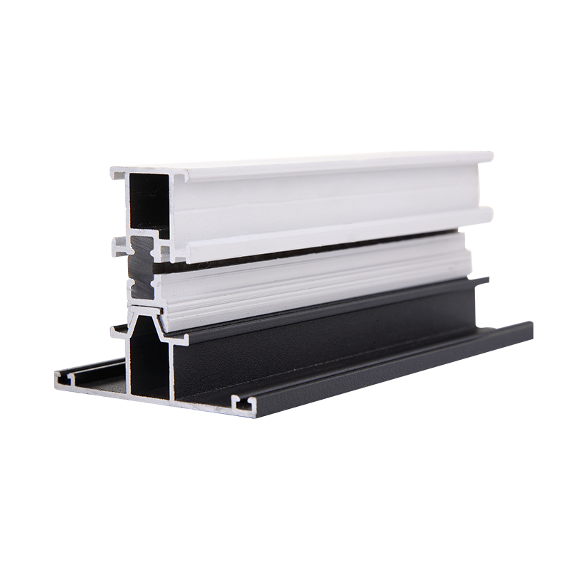What are the characteristics and performance of aluminum profiles after various surface treatment processes?