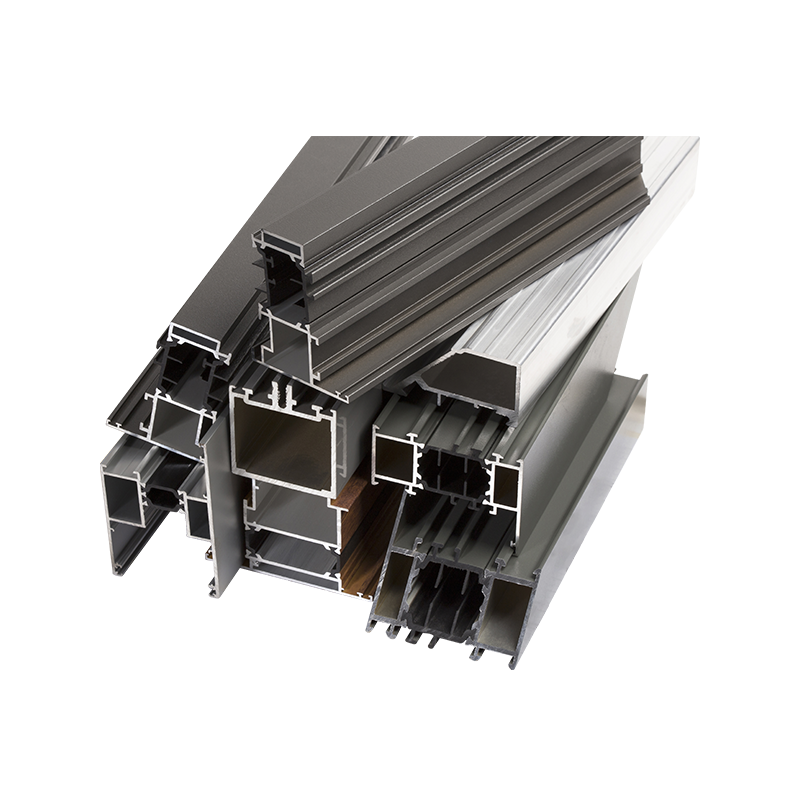 What are the characteristics of aluminum profiles? (1)
