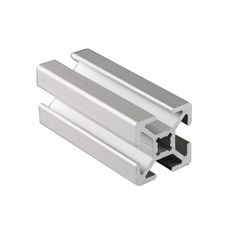 What are the characteristics of aluminum profiles? (2)