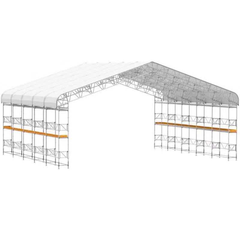 Aluminum Roof system
