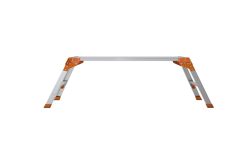 Aluminum ladder safety training job